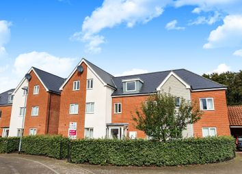 Thumbnail 2 bedroom flat for sale in Brentwood, Eaton, Norwich