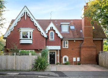 Netherby Park, Weybridge, Surrey KT13. 5 bed semi-detached house for sale