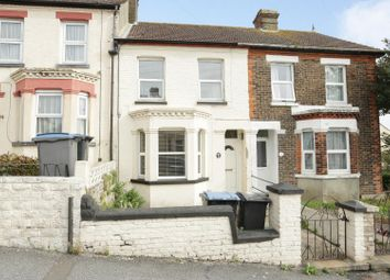 Thumbnail 2 bed terraced house for sale in Minerva Avenue, Dover