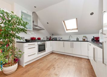Thumbnail 3 bed flat for sale in Alexandra Drive, London