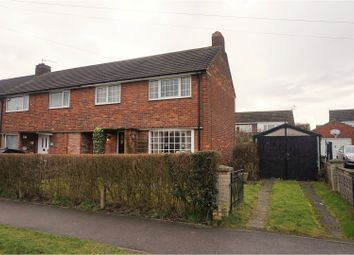 Thumbnail 3 bed terraced house for sale in Northfield, Selby