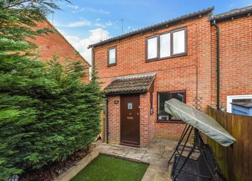 Thumbnail 1 bed end terrace house for sale in Garnet Road, Bordon, Hampshire