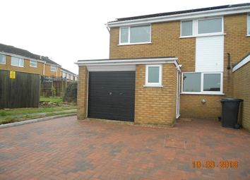 Thumbnail 3 bed semi-detached house to rent in Welland Way, Oakham