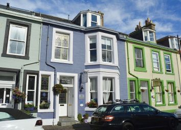 Thumbnail 6 bedroom terraced house for sale in The Burnside Guest House, Queens Terrace, Ayr