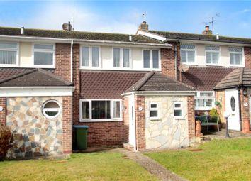 Thumbnail 3 bed terraced house for sale in Highdown Drive, Wick, Littlehampton