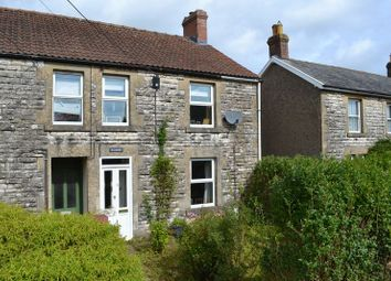 Thumbnail 3 bed end terrace house for sale in Wells Road, Chilcompton, Radstock