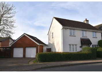 4 bed detached house for sale in Nickleby Road, Chelmsford CM1