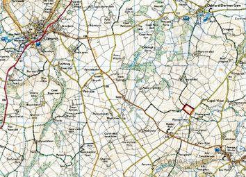 Thumbnail Land for sale in Part Of Llwynrheol Farm, Oakford, Mydroilyn, Ceredigion