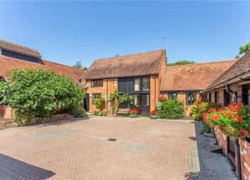Thumbnail 4 bed link-detached house for sale in Kiln Lane, Binfield Heath