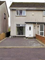 Thumbnail 2 bed end terrace house for sale in Currieside Place, Shotts