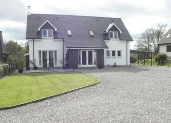 Thumbnail 4 bed detached house for sale in Camaghael, Fort William