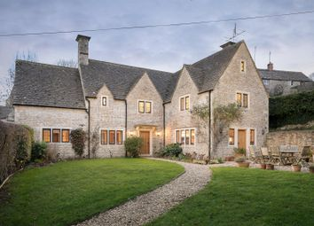 Thumbnail 6 bed detached house for sale in Sapperton, Cirencester