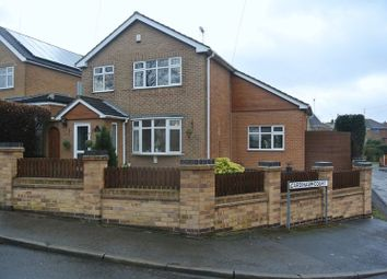 Thumbnail 4 bed detached house for sale in Cardinal Court, Sutton-In-Ashfield