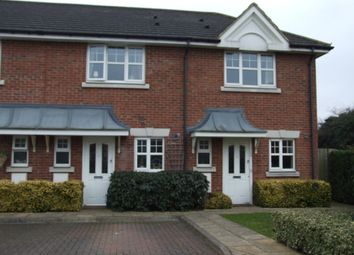 Thumbnail 2 bed terraced house to rent in Faraday Place, West Molesey