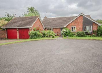 Thumbnail 3 bed detached bungalow for sale in Hazel Close, Brackley