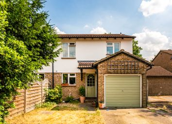 Thumbnail 4 bed semi-detached house for sale in Stewart Close, Hampton