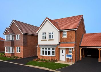 "Thumbnail 3 bed detached house for sale in ""The Epsom"" at Yalden Close, Wokingham"