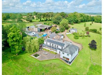 Thumbnail 6 bed detached house for sale in Calverleigh, Tiverton