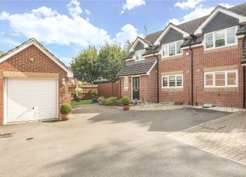 Rosslyn Mews, Rosslyn Close, North Baddesley, Southampton SO52. 3 bed semi-detached house