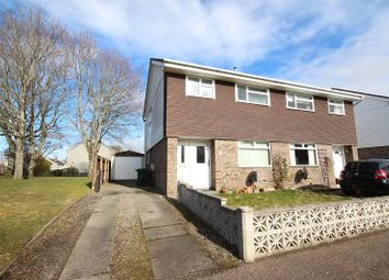 Thumbnail 3 bed semi-detached house for sale in 46 Merlin Crescent, Drakies, Inverness