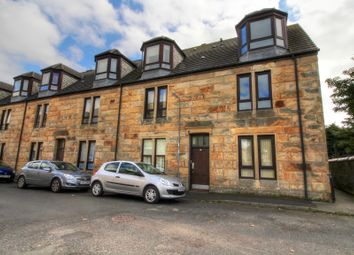 Thumbnail 1 bed flat for sale in Glebe Street, Saltcoats