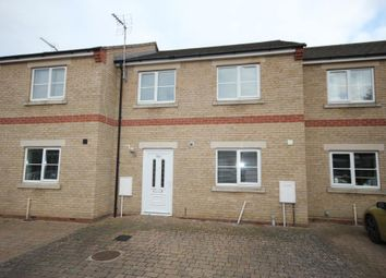 Thumbnail 3 bed terraced house for sale in Wisbech Road, Littleport, Ely