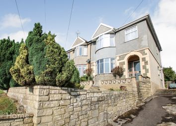 Thumbnail 3 bed semi-detached house for sale in The Hollow, Bath