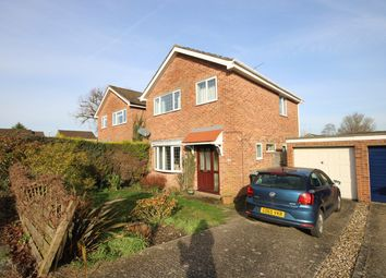 Thumbnail 3 bed detached house for sale in Bunkers Hill, Newbury