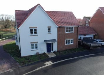 Thumbnail 4 bed detached house to rent in Hereson Road, Broadstairs