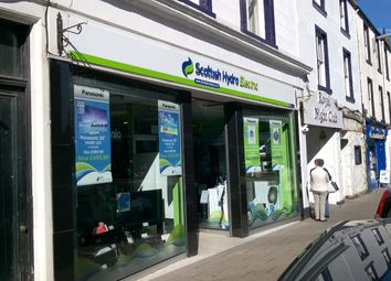Thumbnail Retail premises to let in Castle Street, Forfar