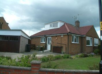 Thumbnail 3 bed bungalow to rent in Woodfield Road, Harrogate