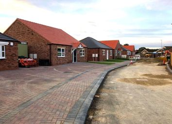 Thumbnail 3 bed bungalow for sale in Jasmine Close, Howden, Goole