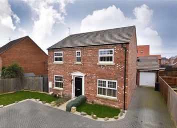 Thumbnail 4 bed detached house for sale in Tyne Close, Spalding, Lincolnshire