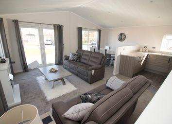 3 bed lodge for sale in Kirkgate, Tydd St. Giles, Wisbech PE13