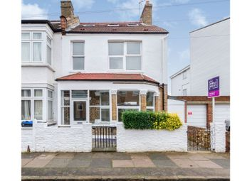 Thumbnail 5 bed end terrace house for sale in Devonshire Road, Wimbledon