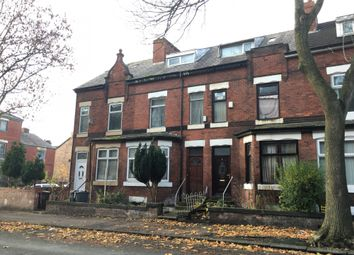 Thumbnail 4 bed terraced house for sale in Hamilton Road, Manchester