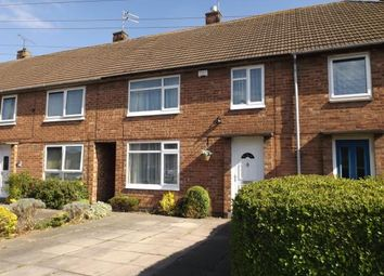 Thumbnail 3 bed terraced house for sale in Little John Road, Eyres Monsell, Leicester