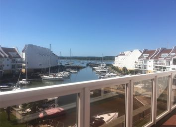Thumbnail 2 bedroom flat to rent in Moriconium Quay, Poole