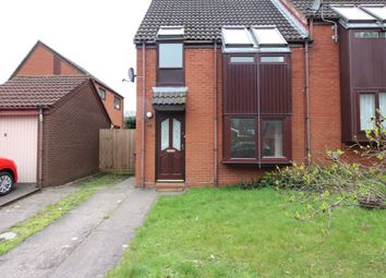Thumbnail 3 bed semi-detached house for sale in Five Locks Close, Pontnewydd, Cwmbran