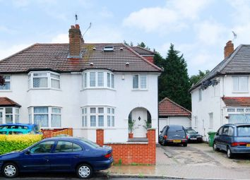 Thumbnail 3 bed property to rent in Crest Road, Dollis Hill
