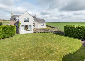 Thumbnail 5 bedroom farmhouse for sale in Redford, Carmyllie Arbroath
