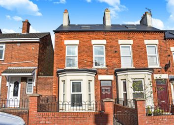 Thumbnail 3 bed end terrace house for sale in Gainsborough Drive, Belfast