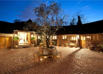 Thumbnail 5 bedroom detached house for sale in Beverley Lane, Kingston Upon Thames, Surrey