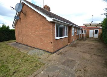 Thumbnail 3 bed bungalow for sale in Almond Crescent Brant Road, Waddington, Lincoln