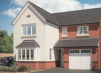 Thumbnail 4 bedroom detached house for sale in Golwg-Y-Bryn, Ebbw Vale