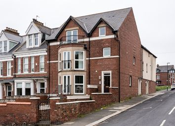 Thumbnail 2 bed flat for sale in Lawe Road, South Shields