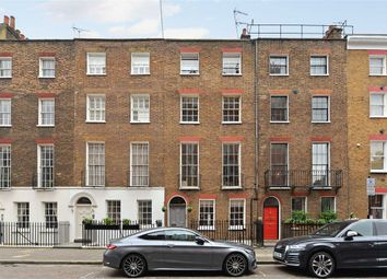 Thumbnail 5 bed terraced house for sale in Upper Montagu Street, London