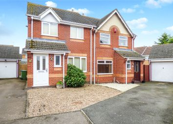 3 bed semi-detached house for sale in Harvest Way, Broughton Astley, Leicester, Leicestershire LE9