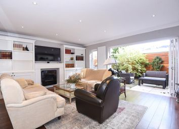 Thumbnail 5 bedroom town house for sale in Spencer Walk, Hampstead