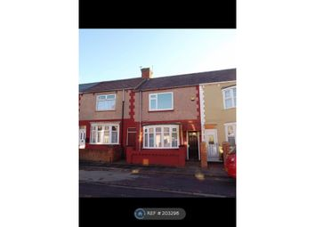 Thumbnail 3 bed terraced house to rent in Parton Street, Hartlepool